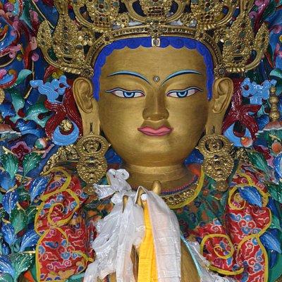Yiga Choeling Monastery, Darjeeling