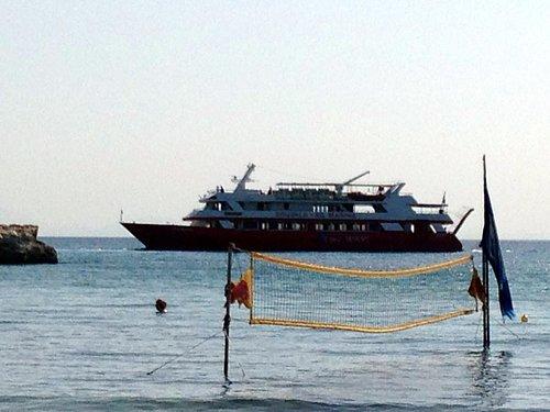 Greek Ferry Boat