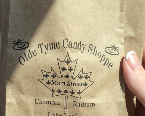 Bag of candy