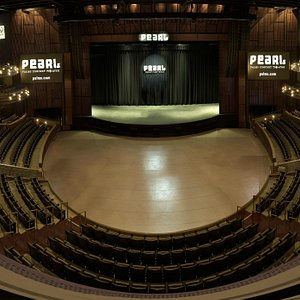 Pearl Stage from Balcony