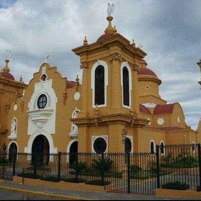 Iglesia histórica visitala
