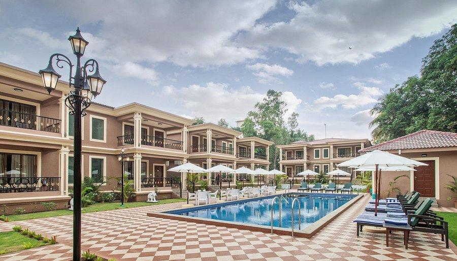 SEASHELL SUITES AND VILLAS (Goa/Candolim) - Hotel Reviews, Photos, Rate Comparison - Tripadvisor