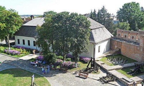 Художественный музей на территории Замка
