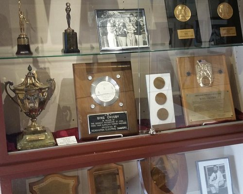 Bing Crosby Awards Case