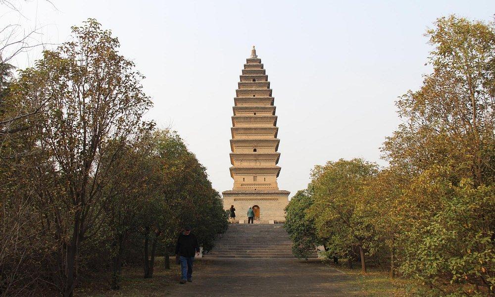 Baolun Temple Pagoda, Sanmenxia, 1177 AD, Jin Dynasty