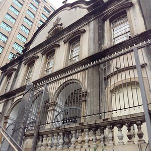 Igreja da Ordem Terceira do Carmo     Av. Rangel Pestana, 230, São Paulo
