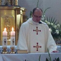 Kamil's 1st mass.