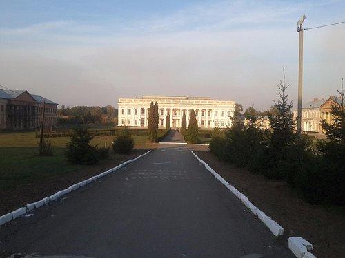 Дворец графа Потоцкого