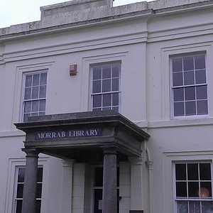 Morrab Library (in Morrab Gardens)