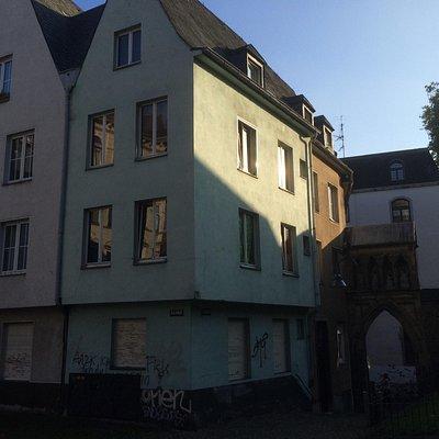 Lichhof Nähe Heumarkt Altstadt Süd - Köln