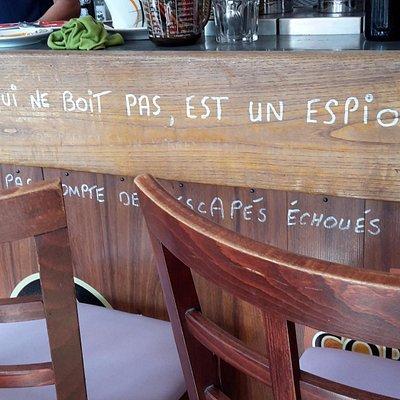 Le Bar Breton - Carnac - Août 2015