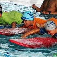 Workshop de surf e stand up paddle!!!  Fantástico!