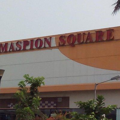 Maspion Square, Surabaya.