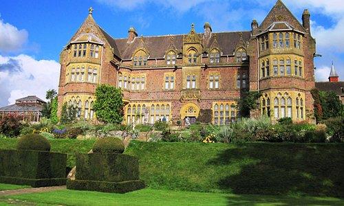 The Fabulous Knightshayes Court - Devon (28/Oct/15).