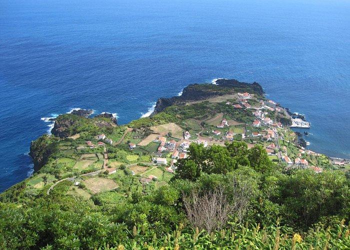 Вид на Faja do Ouvidor