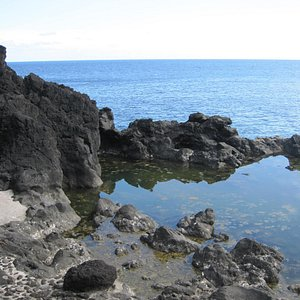 Природный пляж