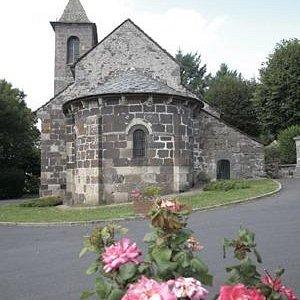 Église Saint-Barthélemy, moussages