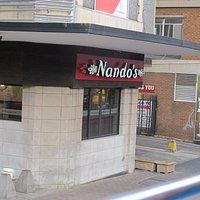 кафе Nando's