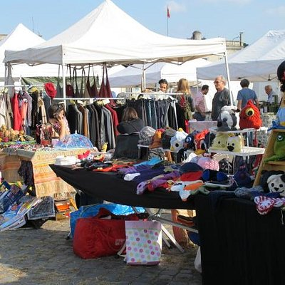 La Citta dell'Altra Economia weekend market
