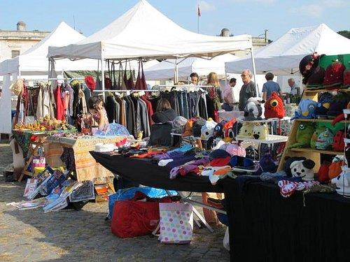 La Citta dell'Altra Economia weekend market