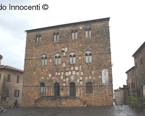 Palazzo Pretorio di Massa Marittima