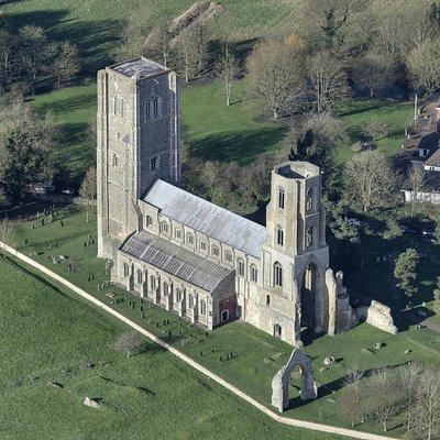 Aerial view pre 2015