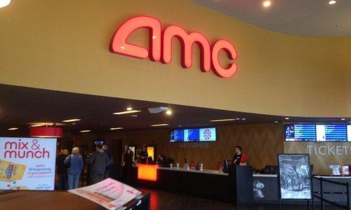 AMC Webster - Inside front door