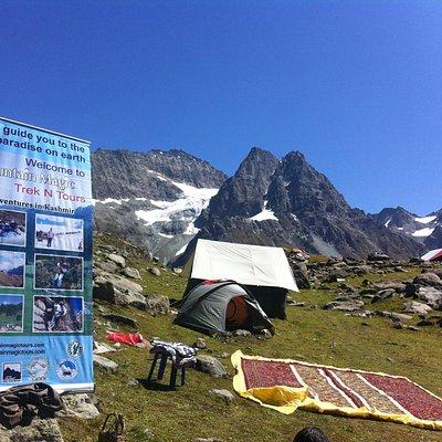Basce camp