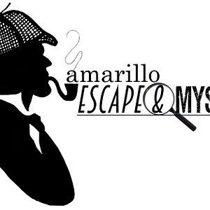 Amarillo Escape and Mystery Logo