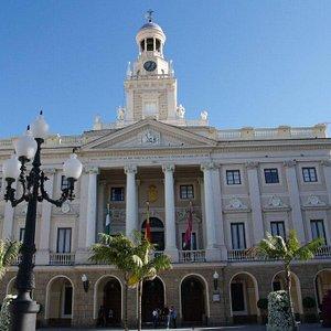 Cadiz Town Hall