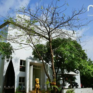 Museum Of Goa building