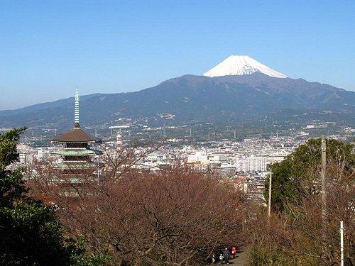 富士山も望める