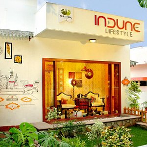 Street View of Indune's Flagship Store in Udaipur