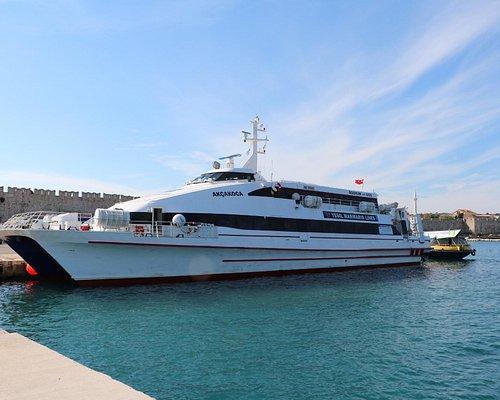 Jet Ferry Boat