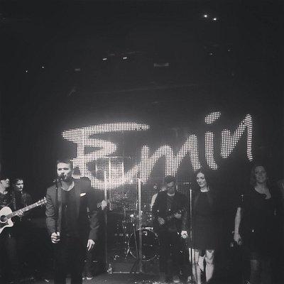 Концерт Emin в Sala Paddock, март 2015