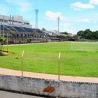 Estádio da Mogiana hoje Cerecamp