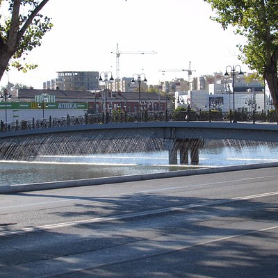 Фото моста