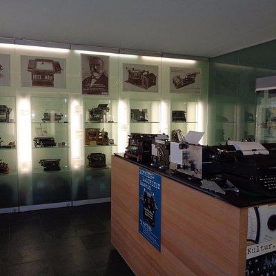 Sala do museu