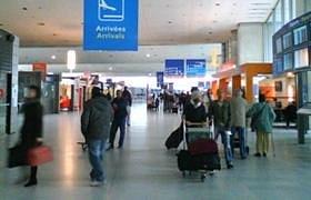 Pickup Charles de gaulle airport