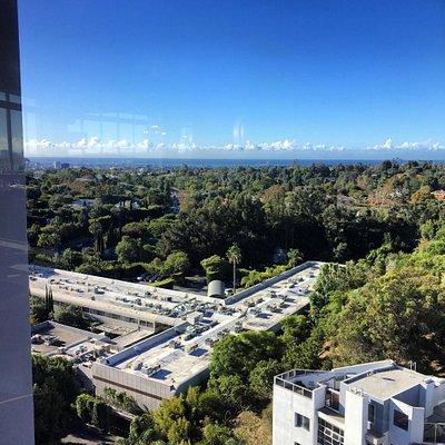 Photos taken from Hotel Angeleno