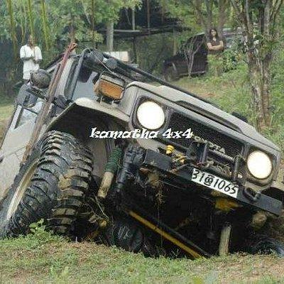 4x4 mud safari
