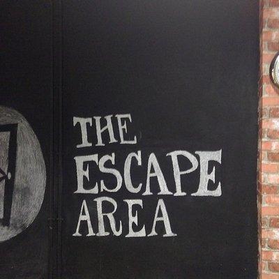 The Escape Area