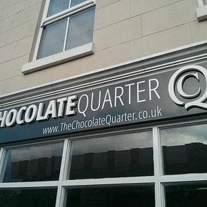 Chocolaterie Sign