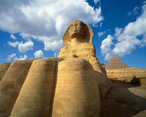 The Great Sphinx-Trips in Egypt