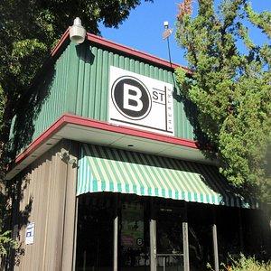 The B Street Theatre, B Street, Sacramento, Ca
