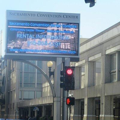 Sacramento Convention Center, Sacramento, Ca