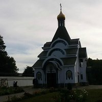 Церковь на Красненьком кладбище