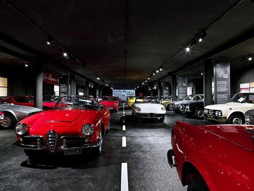 dal 1950 ad oggi, 50 Alfa Romeo raccontano la storia