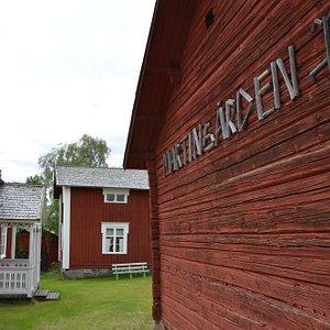 En av Sveriges bäst bevarade hembygdsgårdar