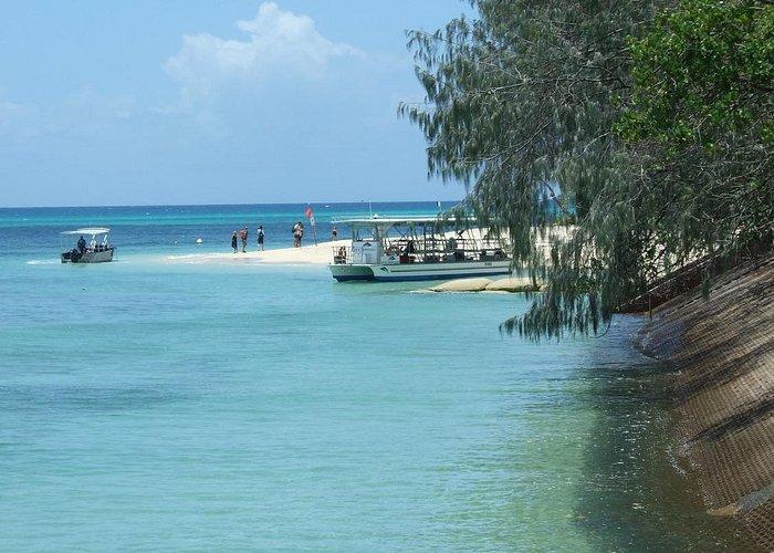 Green Island.  Cairns